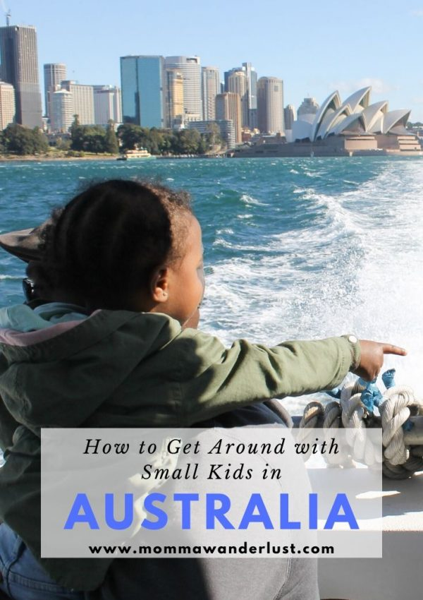 How to Get Around with Small Children in Australia