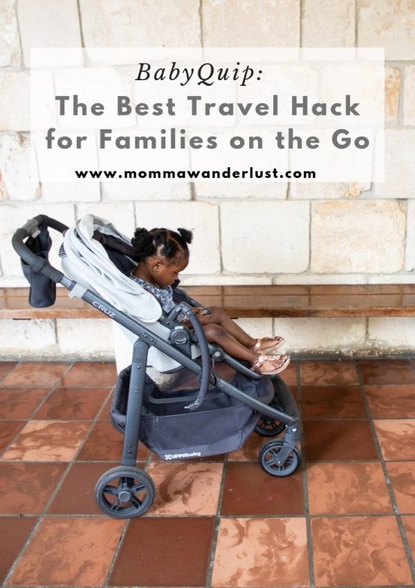 BabyQuip: The Best Travel Hack for Families on the Go