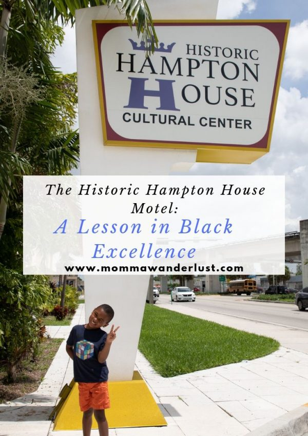 Exploring Miami's Historic Hampton House Motel