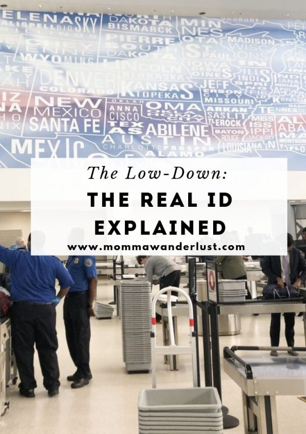 The Low-Down: The Real ID Explained
