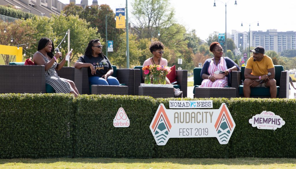 The Audacity Fest reviewed by top BIPOC family travel blogger, Momma Wanderlust