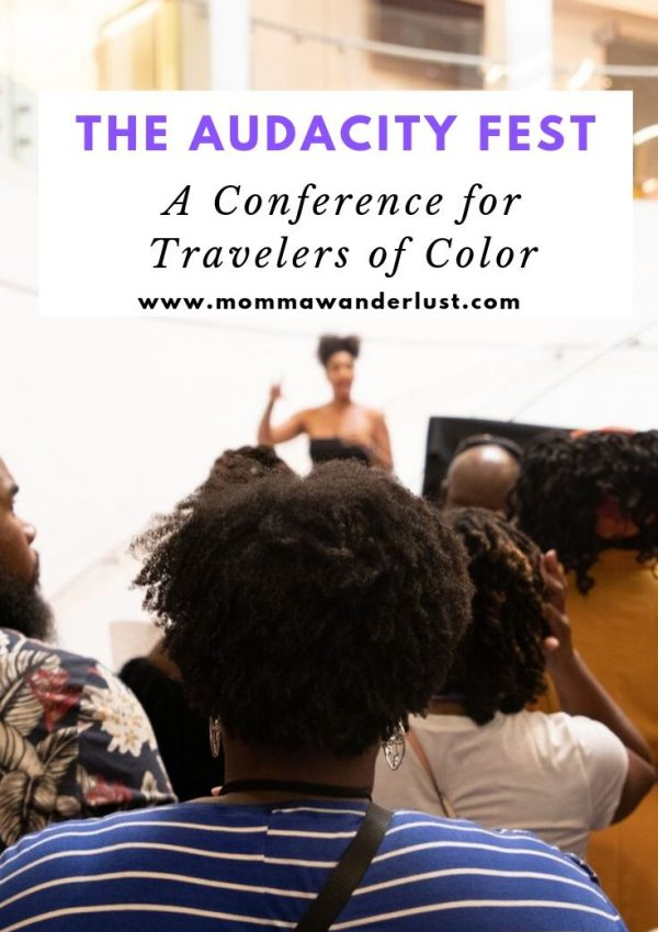 The Audacity Fest: a Conference for Travelers of Color