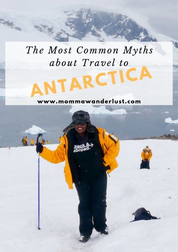 Common Myths about Travel to Antarctica