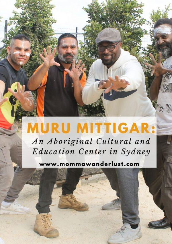 Muru Mittigar: An Aboriginal Cultural Center in Sydney