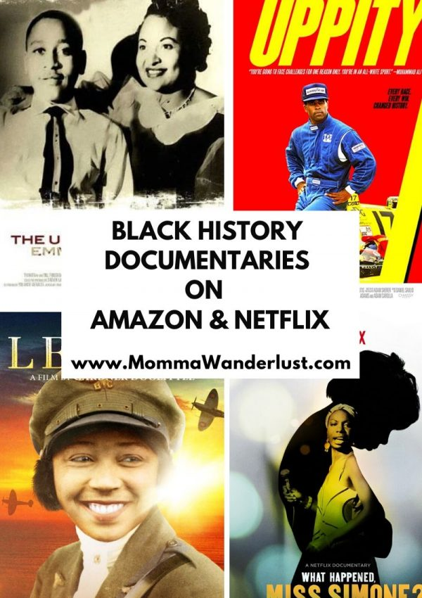 Black History Documentaries on Amazon and Netflix