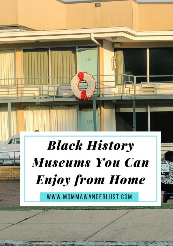 Black History Museums You Can Explore from Home