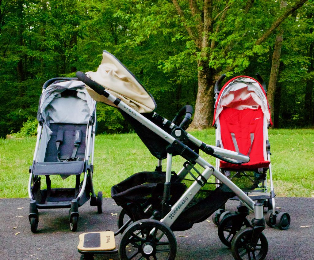 Uppababy strollers reviewed by top US family travel blogger, Momma Wanderlust
