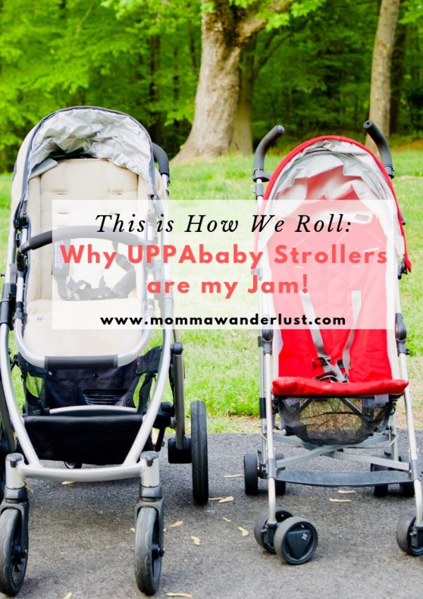Why UPPAbaby Strollers Are My Jam!