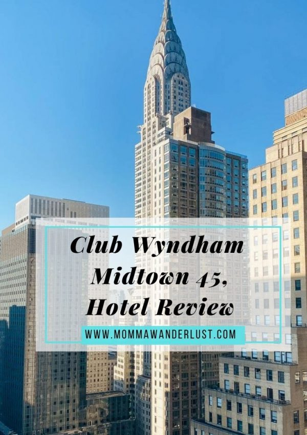 Club Wyndham Midtown 45, Hotel Review