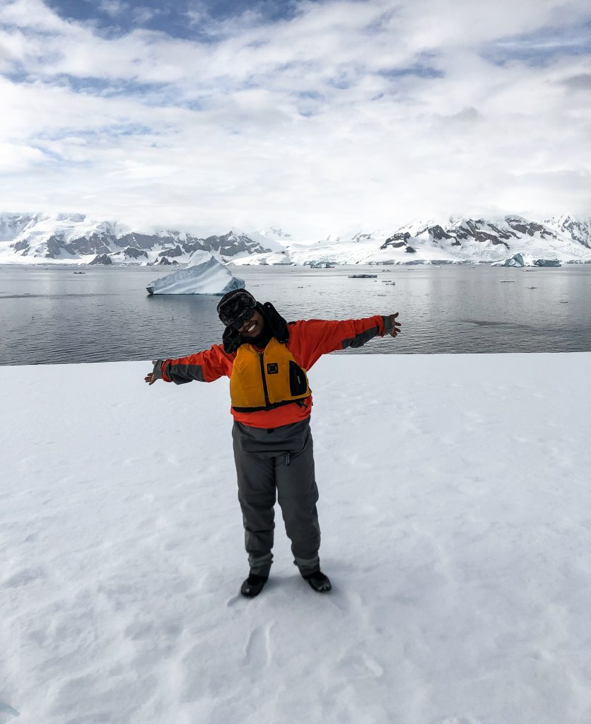 Visiting Antarctica: 25 Photos shared by top family travel blogger, Momma Wanderlust