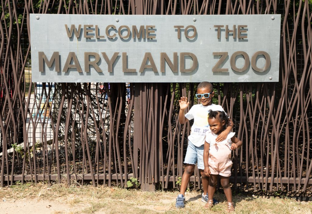 A Day at the Maryland Zoo in Baltimore featured by top US family travel blogger, Momma Wanderlust
