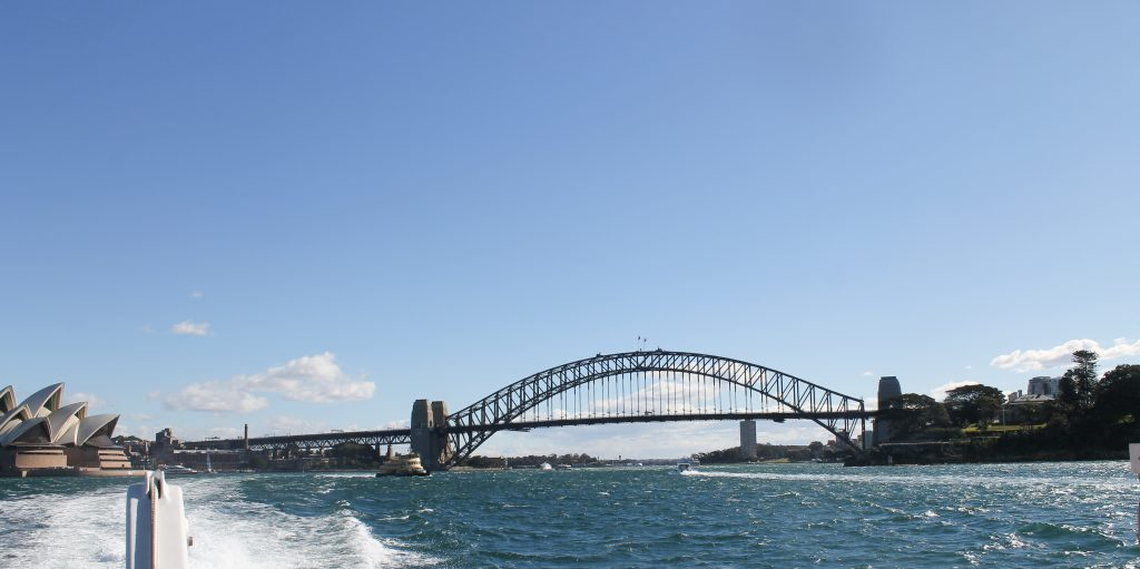 The Things to Do with Kids in Sydney Australia, a travel guide featured by top US family travel blogger, Momma Wanderlust