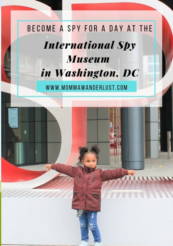 Become a Spy at the International Spy Museum in Washington, DC