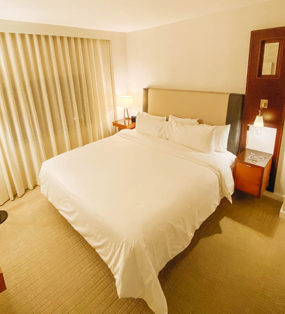 Club Wyndham Midtown 45 Review featured by top US family travel blogger, Momma Wanderlust