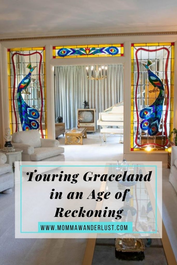 Graceland tour featured by top family travel blogger, Momma Wanderlust