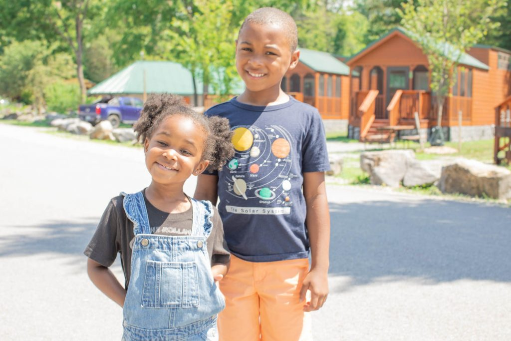 Yogi Bear's Jellystone Park in Williamsport MD, a review featured by top family travel blogger, Momma Wanderlust