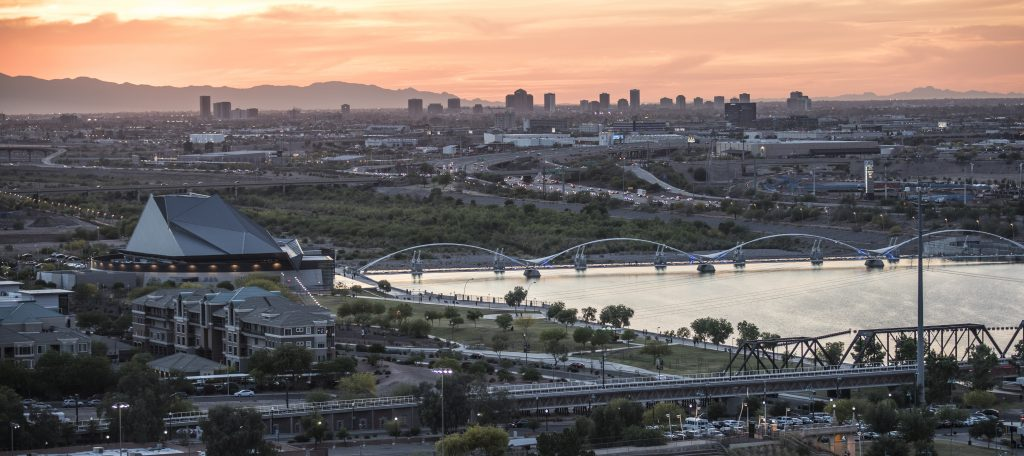 11 Best Things to do in Tempe with Kids featured by top BIPOC family travel blogger, Momma Wanderlust
