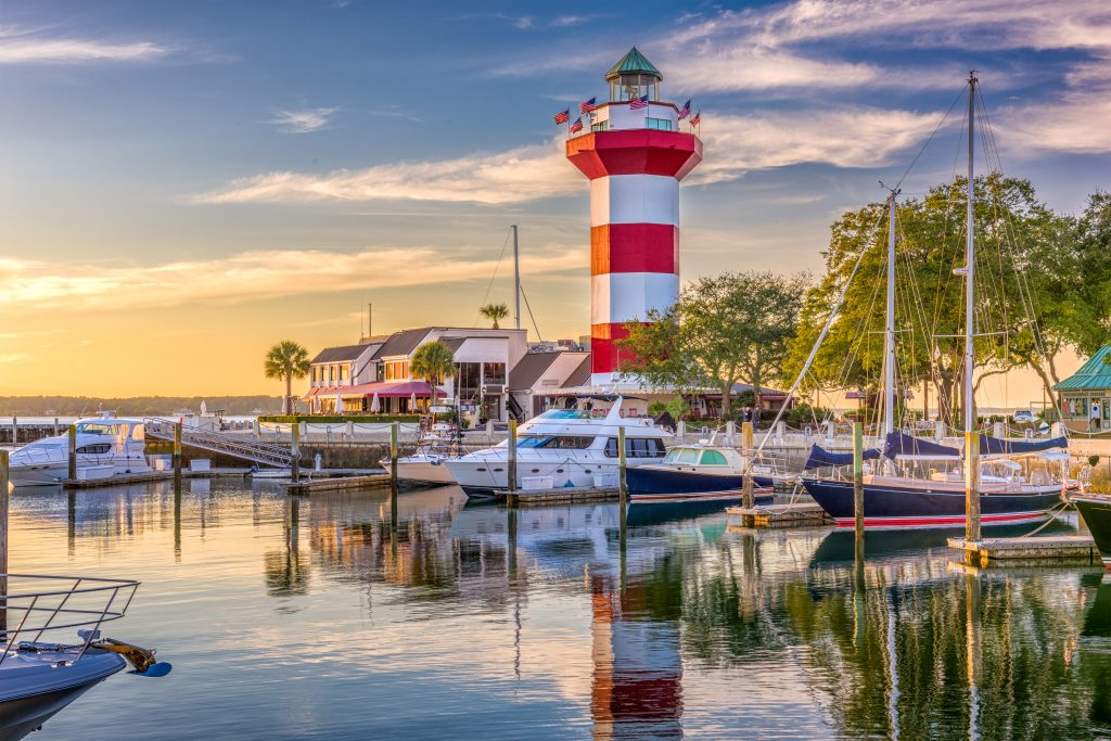 US Places to Go for Spring Break in 2021 featured by top BIPOC family travel blogger, Momma Wanderlust: Hilton Head, SC
