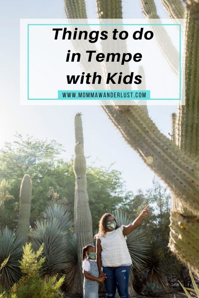 Things to do in Tempe with Kids