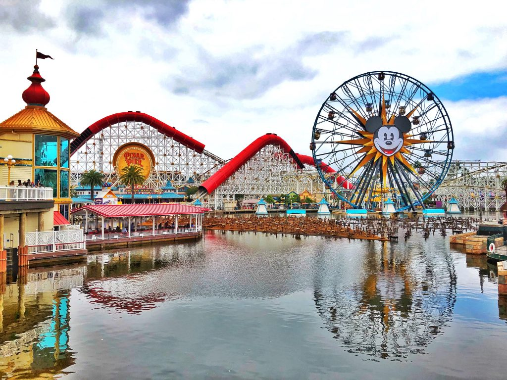 Summer Travel 2021: best family vacation destinations featured by top US BIPOC travel blogger, Momma Wanderlust - Anaheim