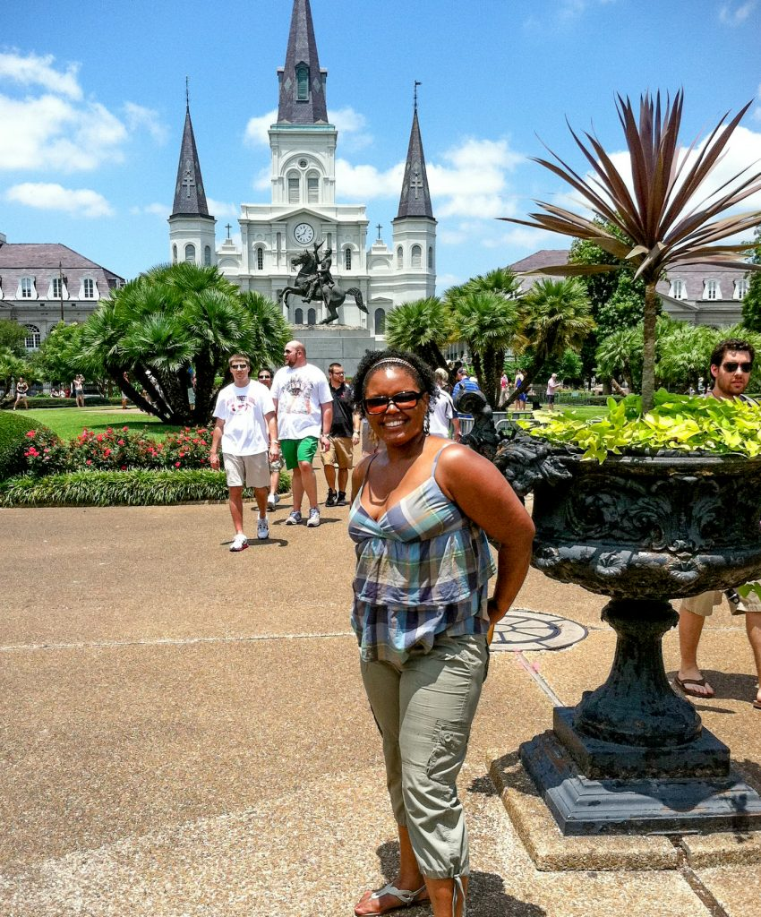 Summer Travel 2021: best family vacation destinations featured by top US BIPOC travel blogger, Momma Wanderlust - New Orleans LA