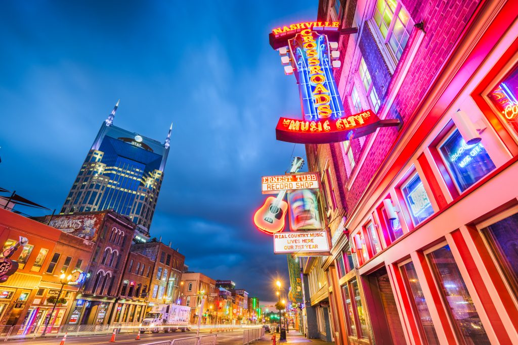 Summer Travel 2021: best family vacation destinations featured by top US BIPOC travel blogger, Momma Wanderlust - Nashville TN