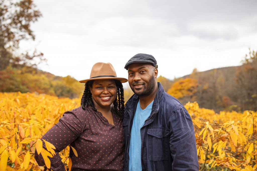 Top 10 Best Fall Foliage Road Trips in the US featured by top BIPOC family travel blogger, Momma Wanderlust