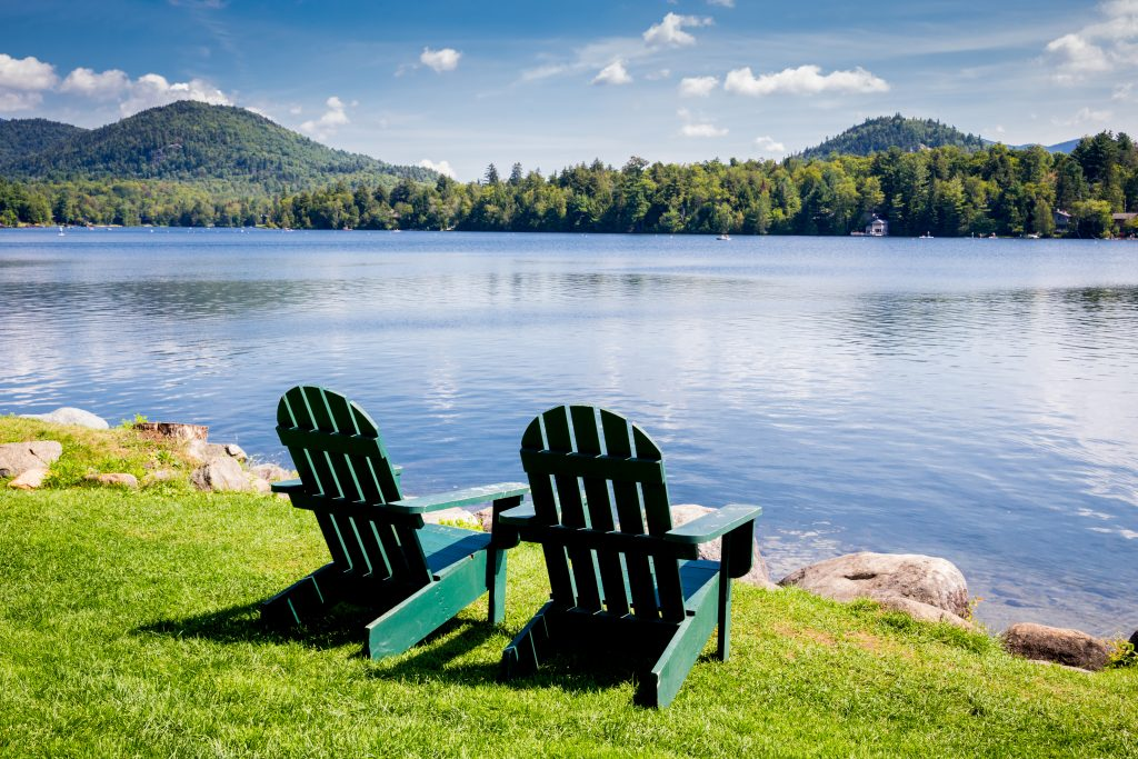 Best Places to Go for Labor Day Weekend 2021 featured by top US family travel blogger, Momma Wanderlust: Lake Placid, NY